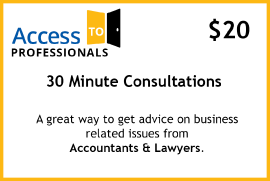 Get your legal and accounting questions answered.